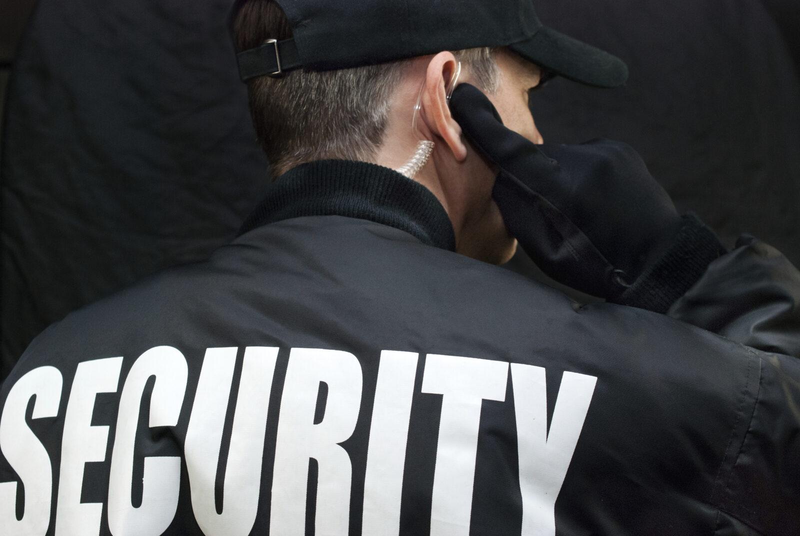 Hiring a Security Guard